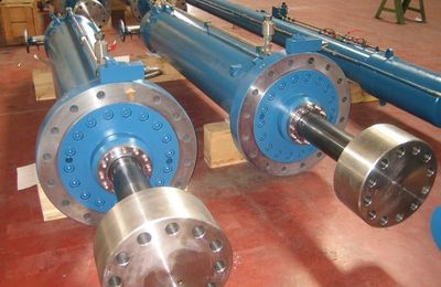 Hydraulic Cylinders for Powerplants