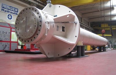 Hydraulic Cylinders for Aluminium plants