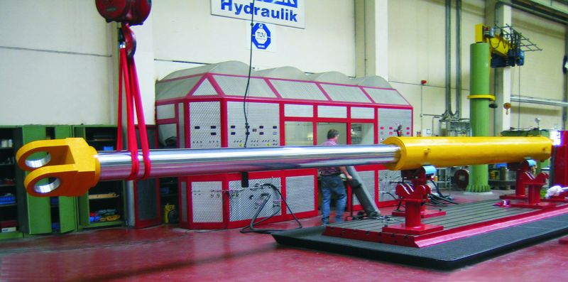 Hunger Hydraulik Quality Assurance And Test Procedure